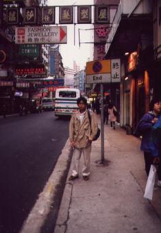 香港HongKong[アジアの風景#2]