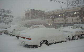 THE 豪雪[奥会津の風景]