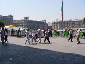 都市の風景[オラ!メキシコシティ!#2]