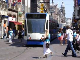 トラムの走る街[アムステルダム&ブリュッセル+パリの旅行記#3]