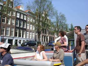 アムステルダムの風景2[アムステルダム&ブリュッセル+パリの旅行記#2]
