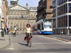 アムステルダムの風景1[アムステルダム&ブリュッセル+パリの旅行記#1]