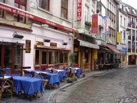 ブリュッセル・街の風景2[アムステルダム&ブリュッセル+パリの旅行記#6]