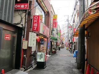午後3時頃の赤羽1番街界隈(北区)【東京考察#354】