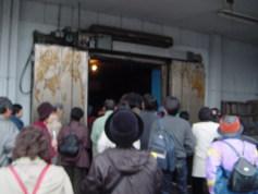 漁港の冷凍庫[小名浜港の点風景#3]