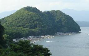 中田浜_Nakada Beach[猪苗代湖!ぐるっと一周・浜紹介]