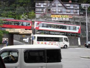 箱根登山鉄道[ぐるり箱根・乗り物旅#1]