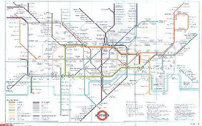 Underground[ロンドン地下鉄の話]