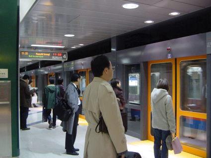 近頃の地下鉄【東京考察#59】