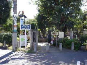 雑司ヶ谷霊園【東京考察#284】