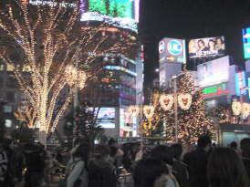 イルミネーションの渋谷【東京考察#160】