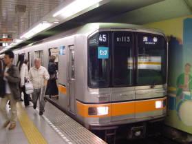 地下鉄銀座線【東京考察#215】
