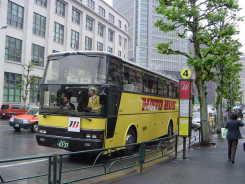 はとバス(定期観光バス)【東京考察#43】