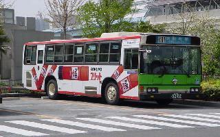 都営バス(走る広告塔)【東京考察#2】