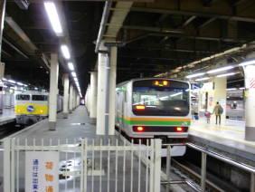 上野駅低いホーム【東京考察#252】