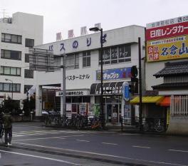 会津若松駅バスターミナル(高速バス)【会津考察#5】