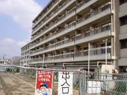 赤羽台団地(その2) 取り壊される団地群 【東京考察#220】