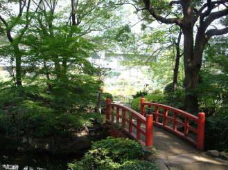 ホテルニューオータニの日本庭園(紀尾井町)【東京考察#268】