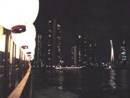東京港の屋形船【東京考察#100】