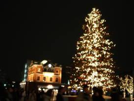 恵比寿ガーデンプレイスのクリスマスイルミネーション2007【東京考察#245】