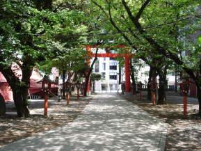 花園神社(新宿)【東京考察#297】