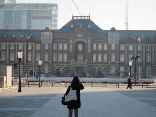 復原された東京駅赤煉瓦駅舎(丸の内口)【東京考察#316】