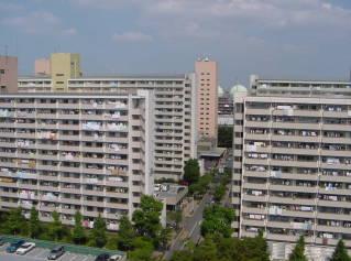 高島平団地【東京考察#117】