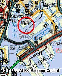 雨の晴海埠頭【東京考察#22】