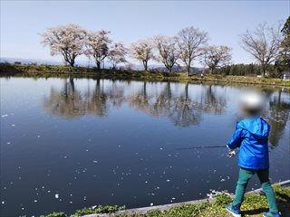 磐梯フィッシングロッジ(旧磐梯釣り公園)【目指せ!アングラー#8】