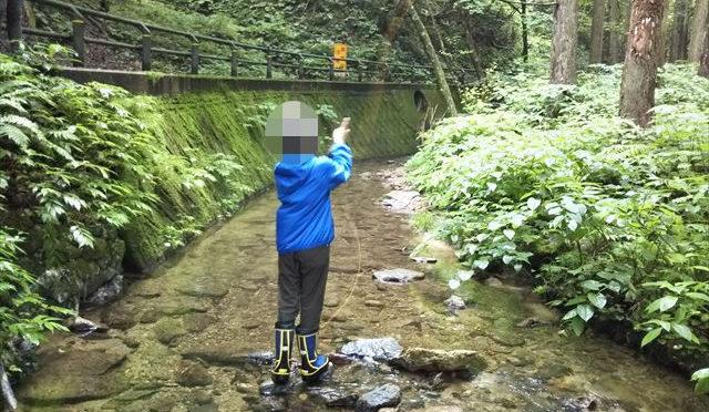2日間の渓流釣り【目指せ!アングラー#24】