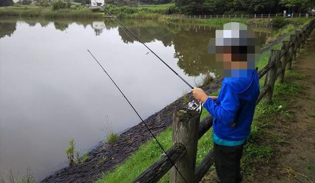 色々な池で釣り【目指せ!アングラー#23】