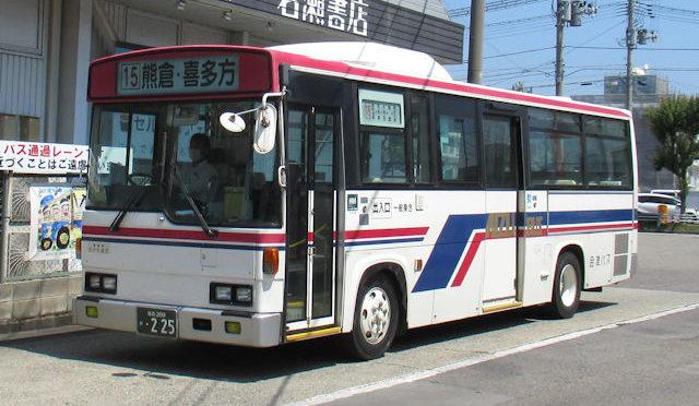 熊倉経由・喜多方行(路線バス)【会津考察#57】